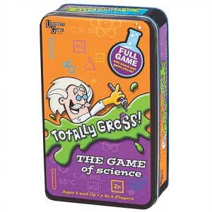Totally Gross Science Game Tin