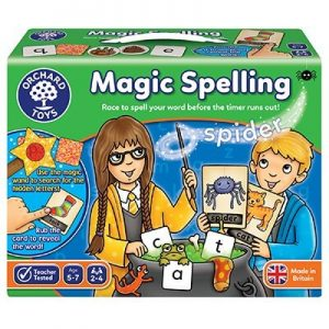 orchard toys magic spelling
