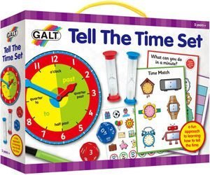 Galt tell the time